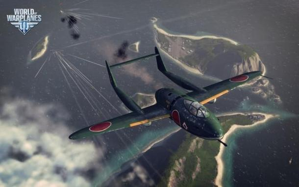 Запуск приложения World of Warplanes Assistant для iOS World of Warplanes